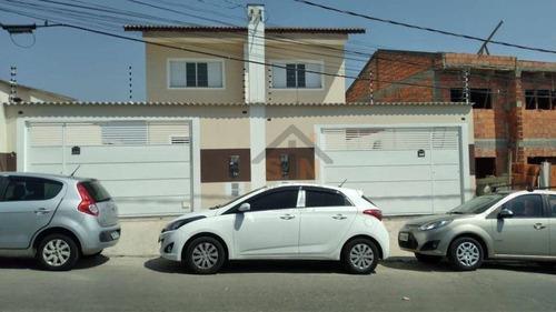 Imagem 1 de 12 de Sobrado Com 2 Dormitórios À Venda, 92 M² Por R$ 360.000,00 - Jardim Pinheirinho - Itaquaquecetuba/sp - So0240