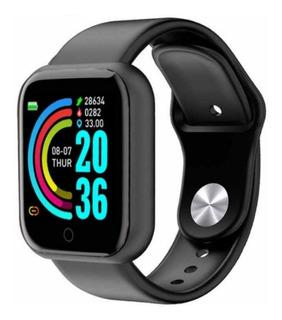 Reloj Inteligente Smartwatch Zafira D20 Cuotas Sin Interes