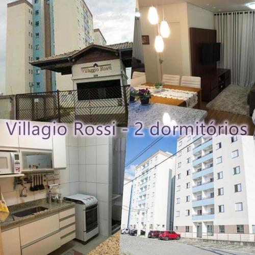 Apartamento Em Vila Urupês, Suzano/sp De 59m² 2 Quartos À Venda Por R$ 255.000,00 - Ap622758