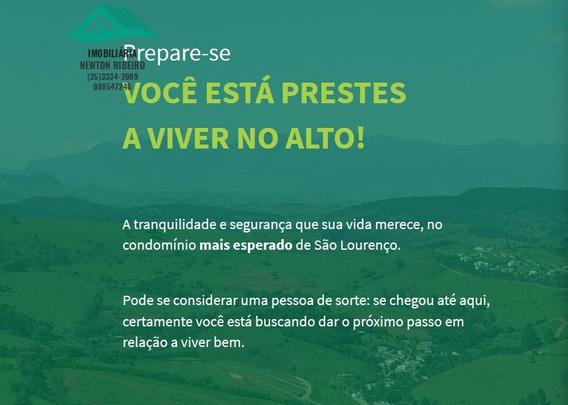 Terreno A Venda No Bairro Vale Dos Pinheiros Em São - 299-1