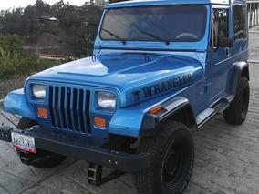 Jeep Wrangler Cj-wrangler