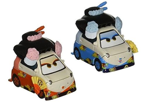 Imagen 1 de 3 de Cars Shigeko Y Okuni Vehículo 2-pack