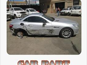 Sucata Mercedes Benz Slk 250 2014