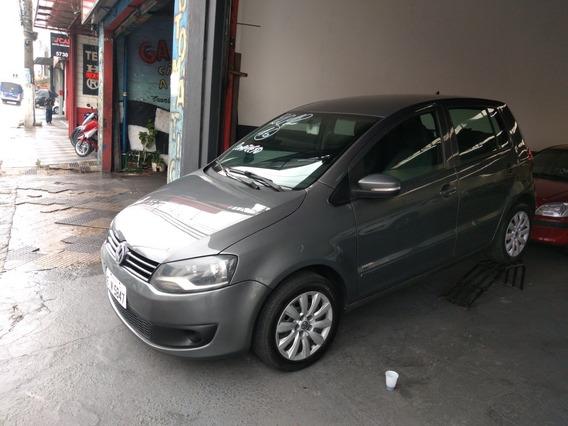 Volkswagen Fox 1.6 Vht Trend Total Flex 5p 2012 Completo