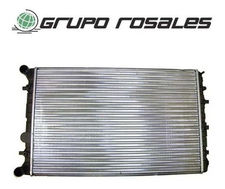 Radiador Original Magneti Marelli Vw Gol Trend 1.6 09/11