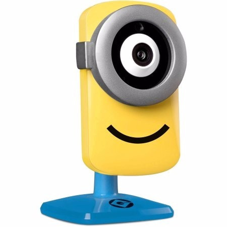 Minion Stuart Cam Hd Wifi Camera