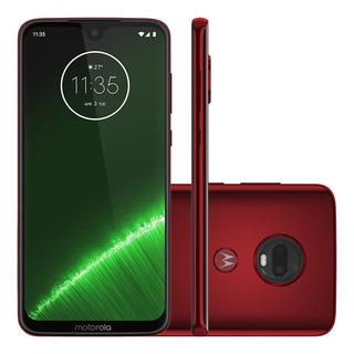 Motorola Moto G7 Plus 64gb - Rubi - Produto Usado!