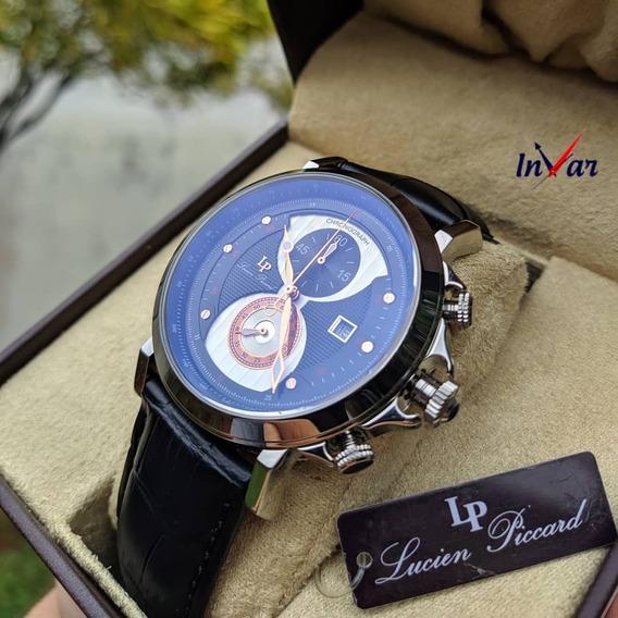 Relógio Lucien Piccard Lp-40015-01-ra Original Novo Na Caixa
