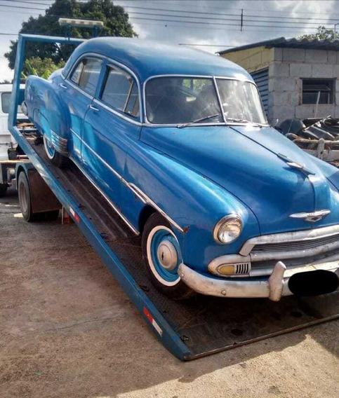 Chevrolet Deluxe Powerglide - 1951 - Belair