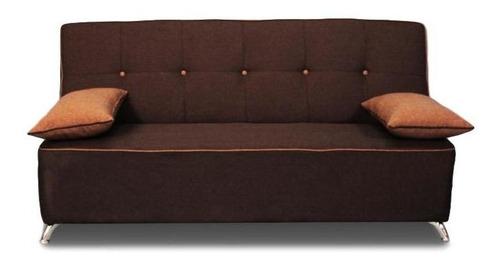 Imagen 1 de 7 de Sofa Cama Mestre Cocoa Këssa Muebles