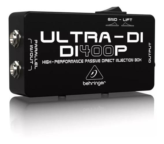 Direct Box Behringer Di400p