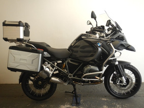 Bmw R 1200 Gs Adventure Triple Black - 5.000 Km - Equipada !