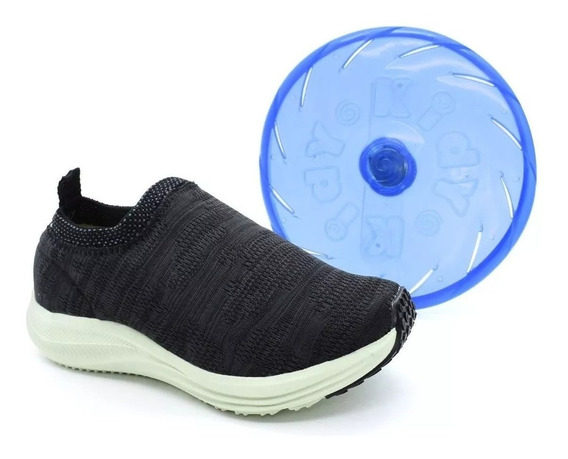 Tênis Infantil Kidy Energy 037-0016 Respitec Brinde Frisbee