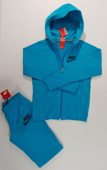 Conjunto Para Niña Nike Swoosh Just Do It. Talla L