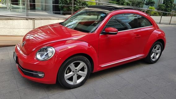 Volkswagen Beetle 2015 Sport, Automatico, Unico Dueño.
