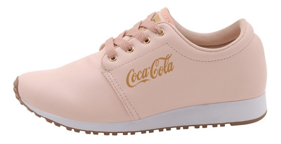 Tênis Coca Cola Sense Feminino Promoçao Lançamento 60% Off