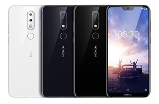 Nokia X6 6gb + 64gb - Android One 9 - Pronta Entrega