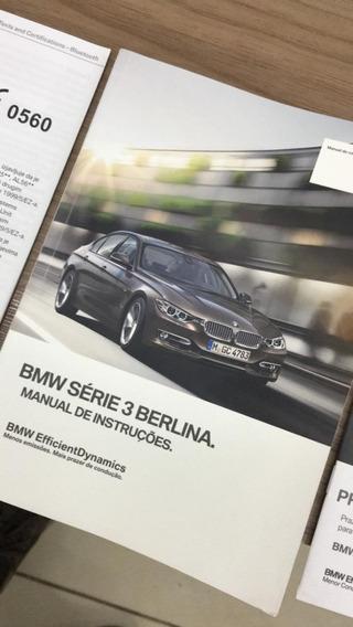 Manual Do Proprietario Bmw Serie 3 Original