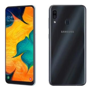 Samsung A30 32gb+3ram +forro+vidrio Tienda Fisica (180)