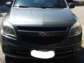 Chevrolet Agile Ltz 1.4 Full
