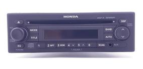 Auto Rádio Cd Mp3 Honda 2014 Original Clarion Fit