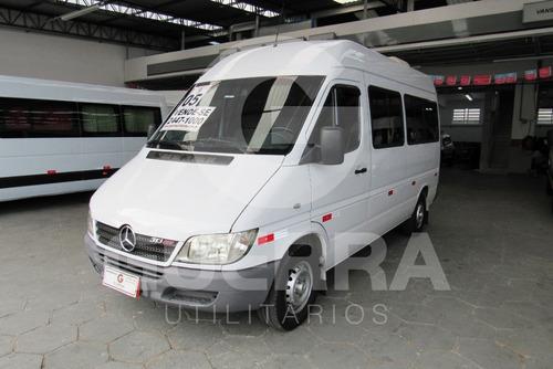 Mercedes-benz Sprinter 313 T.a. Longa 05/05 16lug Executiva