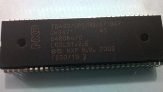 Ci Circuito Integrado Original Tda9370ps/n3/a/1947