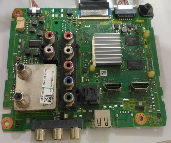 Placa Principal Panasonic Tuc5zj51481 - W10414