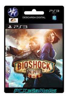 Ps3 Juego Bioshock Infinite Pcx3gamers