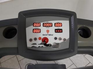 Esteira Eletrônica Gonew Nt 2.1 - Bivolt - Preto