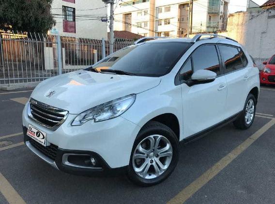 Peugeot 2008 Allure 1.6 Automatico 2017