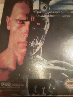 Muñeco De Neca Terminator