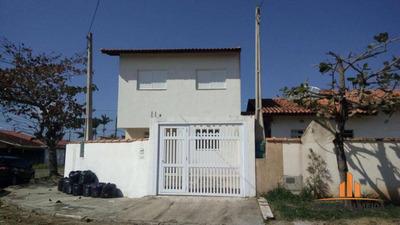 Sobrado Residencial À Venda, Balneário Jardim De Itanhaém (f/grandesp), Itanhaém - So0005. - So0005