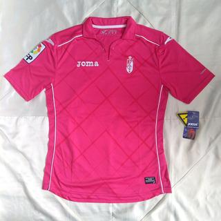 Camisa Oficial Joma Granada 2014 / 2015 S/nº - Elton