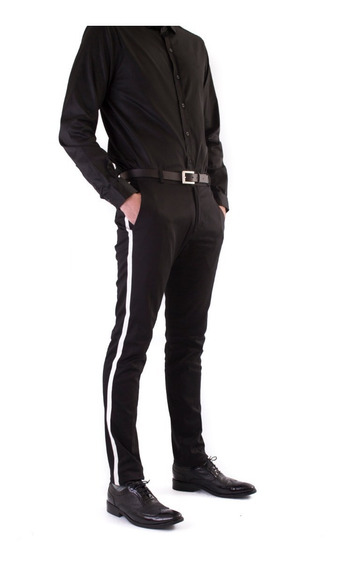 Pantalon Absolutjoy - Modelo Chino Line