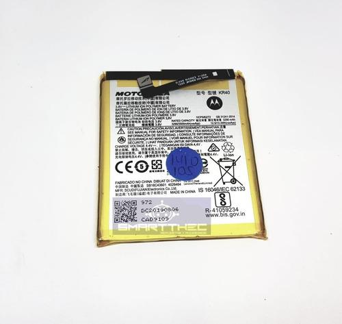 Imagen 1 de 2 de Bateria Reemplazo Motorola Moto One Action Kr40