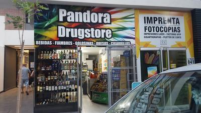 Pandora Drugstore Llave De Negocio En Nueva Córdoba