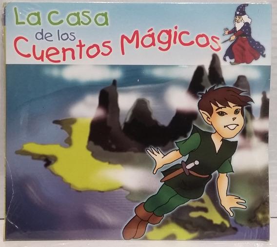 3 Cds Cuentos Mágicos Infantiles Original- Sellados