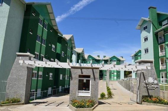 Apartamento Residencial À Venda, Vila São Luiz, Canela. - Ap0576