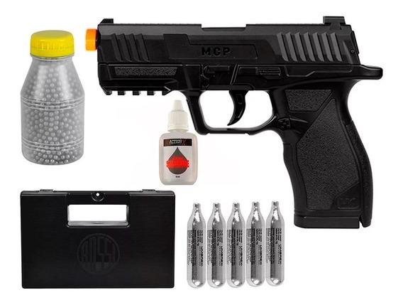 Pistolade Pressão Co2 Umarex Ux Mcp 4.5mm + Acessórios