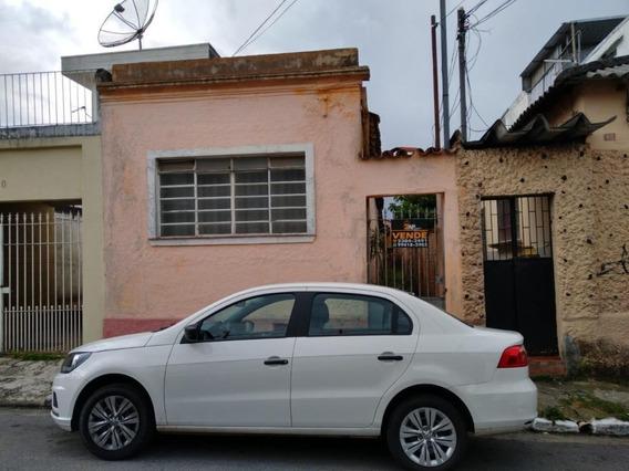 Casa Em Santo Amaro, São Paulo/sp De 115m² 2 Quartos À Venda Por R$ 400.000,00 - Ca411265