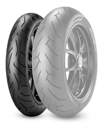 Cubierta 110 70 17 Pirelli Diablorosso2 Honda Cbr 250 R