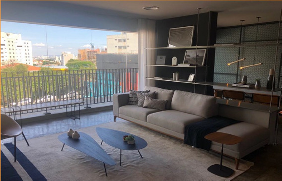 Apartamento Com 3 Dorms, Vila Madalena, São Paulo - R$ 1.03 Mi, Cod: 968 - V968