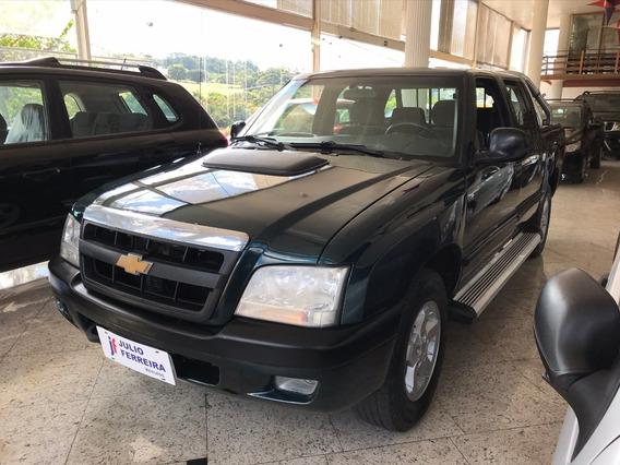 Chevrolet S10 2.8 Dlx Turbo Diesel 4x4 Manual Verde