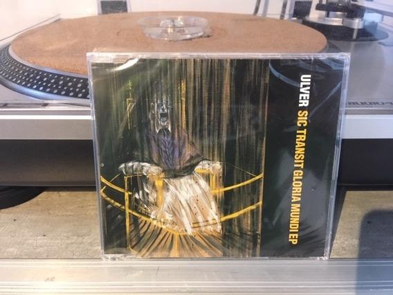 Ulver - Sic Transit Gloria Mundi - Cd Made In Uk