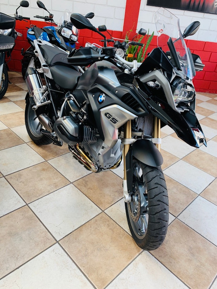 Bmw R1200 Gs - 2019 - Financiamos - Km 2.000