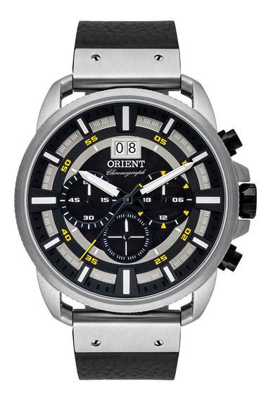 Relógio Masculino Esportivo Orient Mbscc054 Skeleton