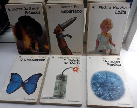 Coleção De Romances (literatura Estrangeira) - 6 Volumes