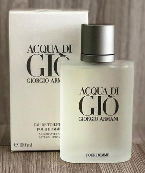 Acqua Di Gio 100 Ml Giorgio Armani Original