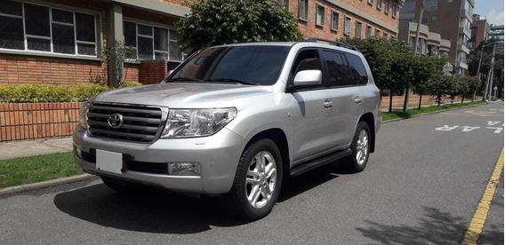 Toyota Sahara Vx Europea Blindada Nivel Iii